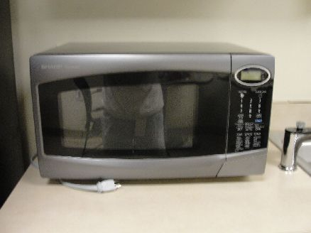 Sharp Microwave Carousel R1875t Convection